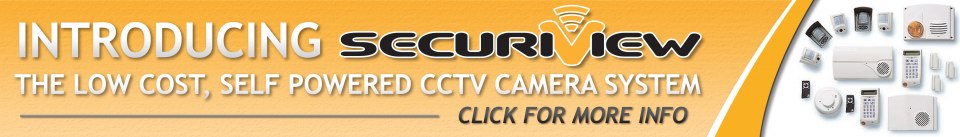 Introducing Securiview - The low cost, self powered cctv camera system. Click for more info