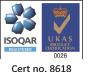 ISOQAR UKAS Logo